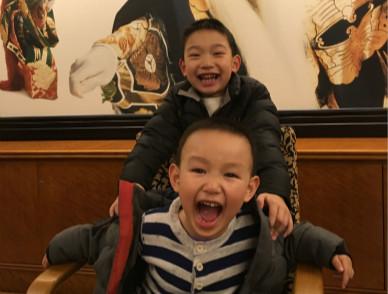 Family Zhang