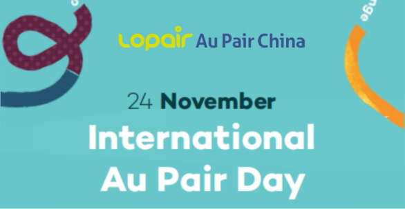 Happy International Au Pair Day!